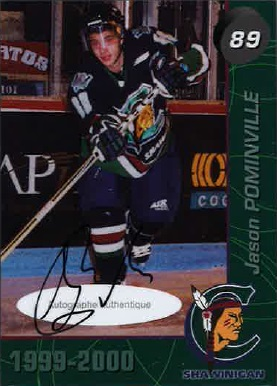 1999/00 Shawinigan Cataractes team issue auto